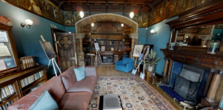 VIRTUAL TOUR OF DIFFUSION FESTIVAL AT INSOLE COURT