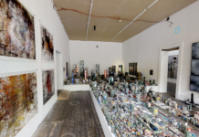 VIRTUAL TOUR OF DIFFUSION FESTIVAL AT FFOTOGALLERY