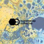 bubblewrap collective with logo