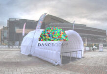 THE DANCE DOME LOGO / RESIDENT COMPANIES