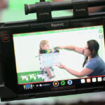 CAMERA VIEW MONITOR CULTVR GREEN STUDIO