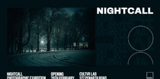 29TH FEBRUARY / NIGHTCALL: PHOTOGRAPHIC EXHIBITION BY RAQUEL GARCIA