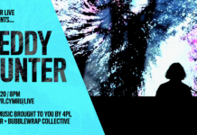 27TH AUGUST / CULTVR LIVE: TEDDY HUNTER