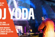 24TH SEPTEMBER / CULTVR LIVE: DJ YODA